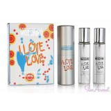"Moschino - Moschino ""I Love Love"", 3x20ml"
